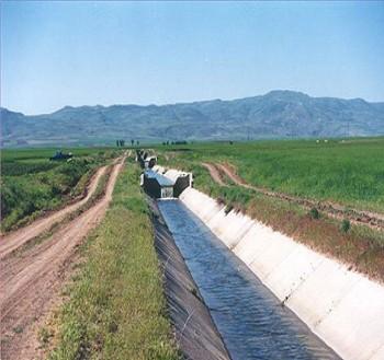تأمین اعتبار برای احداث کانالهای بتنی در نهر شعبان نهاوند