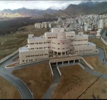 بیمارستان ۱۵۴ تختخوابی تویسرکان افتتاح شد