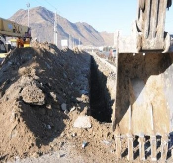 آخرین اخبار از آبرسانی رینگ جنوبی خط انتقال آب سد کمالصالح به اراک